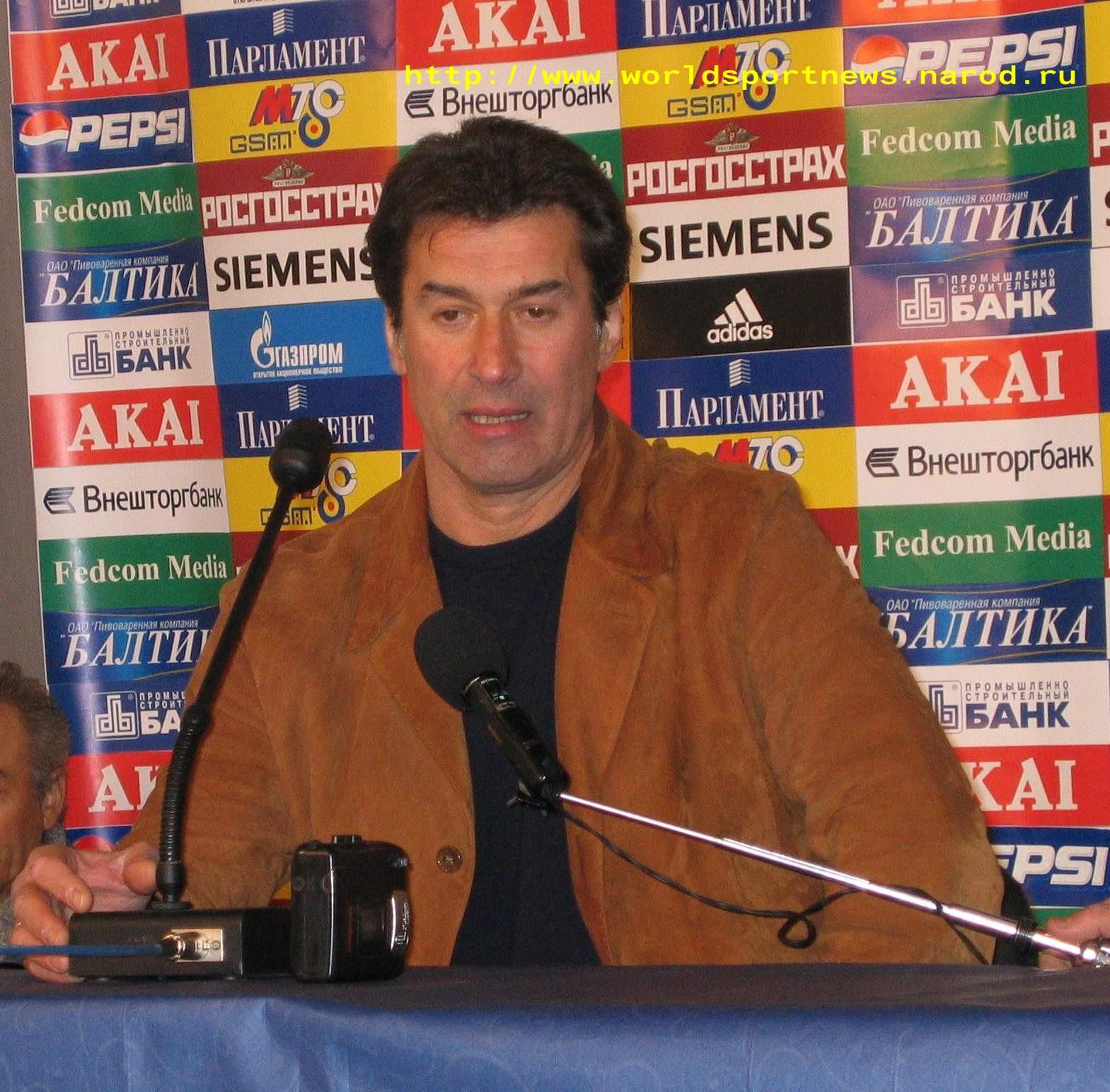 29 Апреля 2005 Главный Тренер Команды «Металлург» А.В.Давыдов