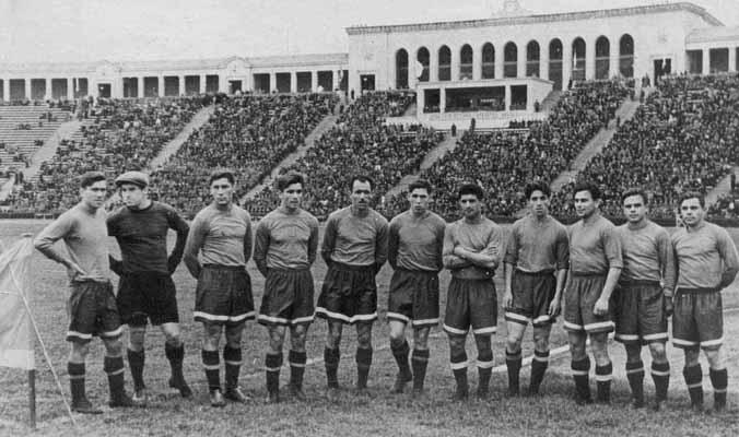 Динамо-Ленинград 1952.