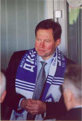 В.А.Яковлев бывший Губернатор Санкт-Петербурга.