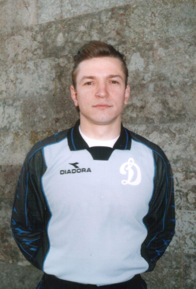 Павел Дьяконов выступал сезоне 2002-03 г.г.