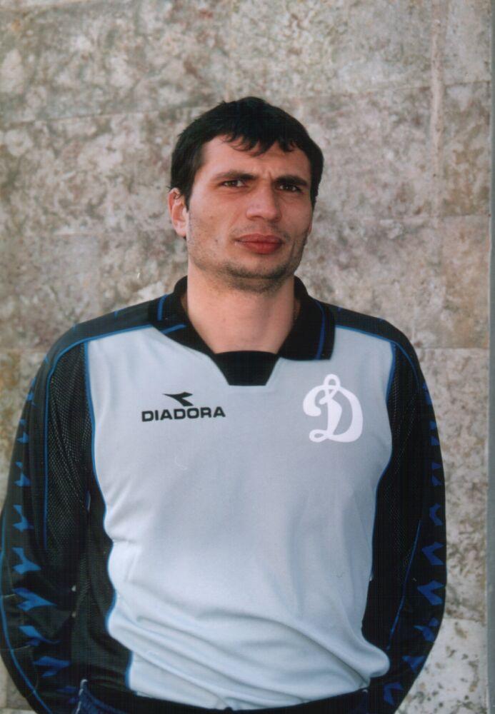 Андроник Карегезян.