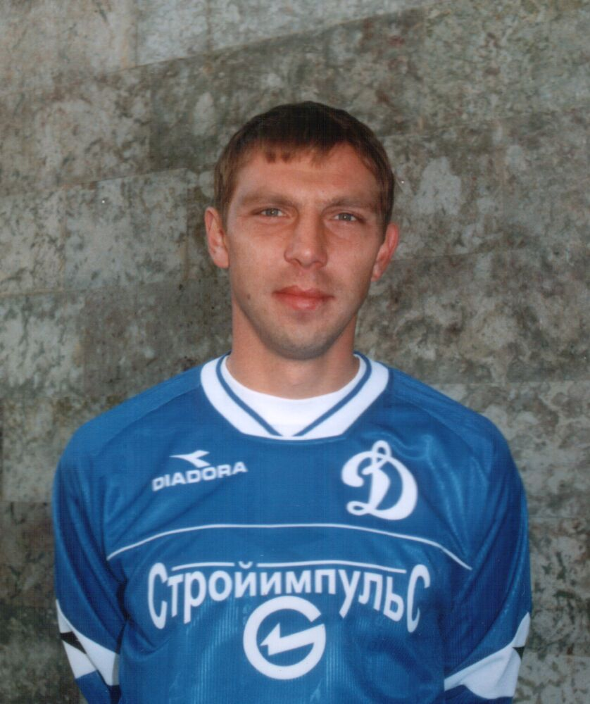 Андрей Кондрашов.