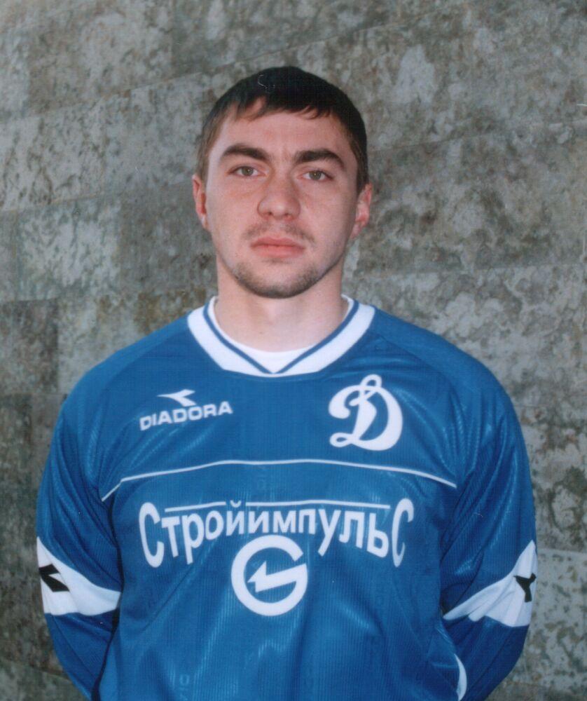Антон Жуков.