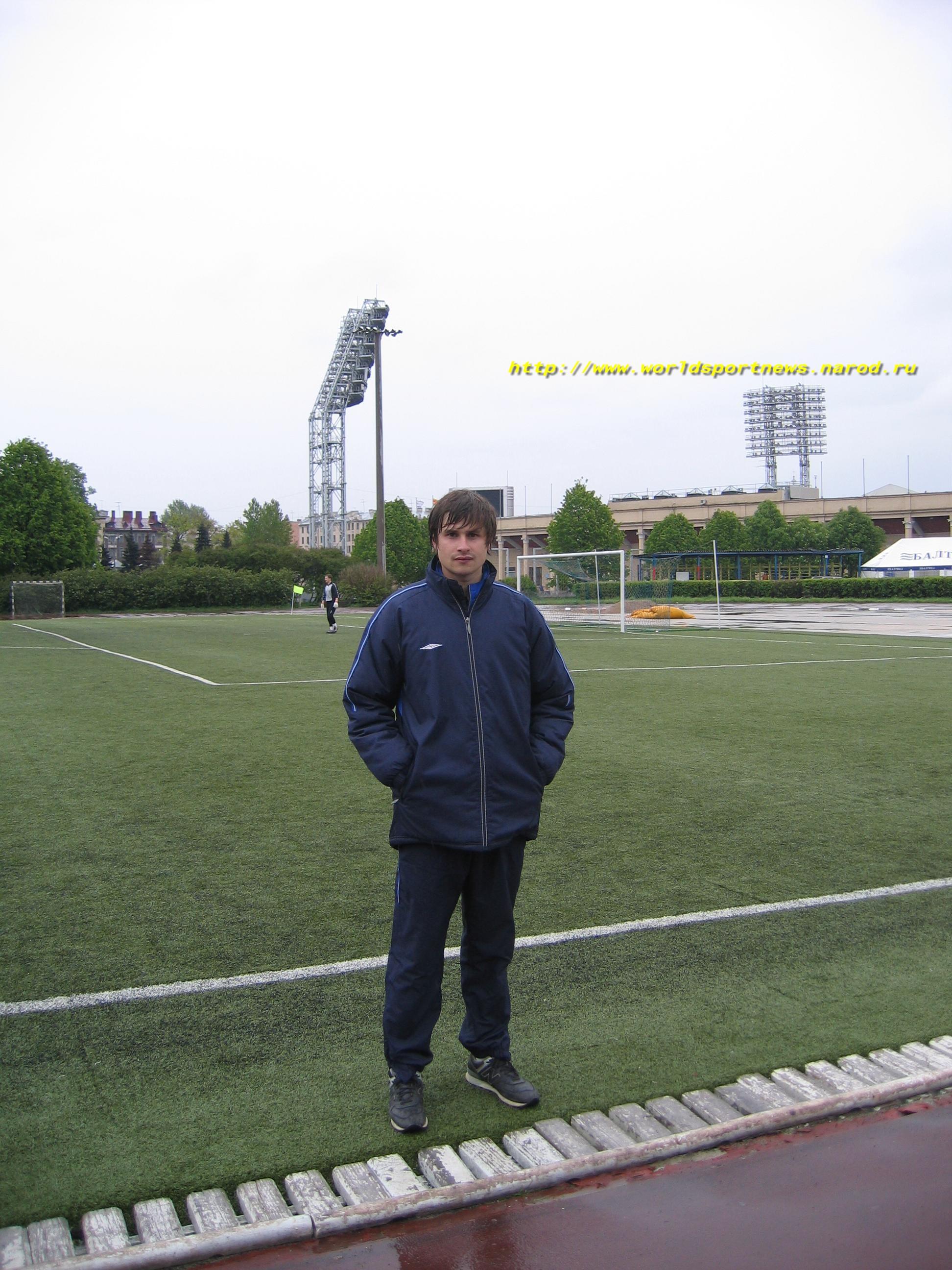 Мой знакомый Михаил Яковенко